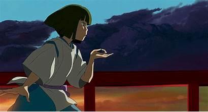 Spirited Away Haku Ghibli Studio Chihiro Anime