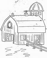 Coloring Farm Crafts Animals Farmer Activities Diy sketch template
