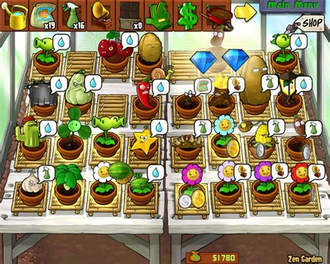 plants vs zombies zen garden plants vs zombies screenshots for windows mobygames