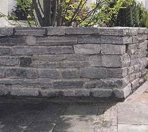 Betonsteine Gartenmauer Preise : naturstein mauer steinmauer mauer aus naturstein kalkstein trockenmauer sandstein und ~ Frokenaadalensverden.com Haus und Dekorationen