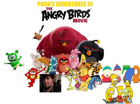 Pooh's Adventures Of The Angry Birds Movie By Greshaminc