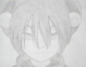 Toph Bei Fong- Smirk by FFsGunslingerVincent on DeviantArt