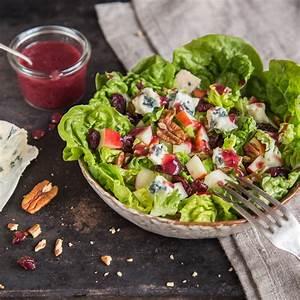 Salat Selber Anbauen : apfel pekannuss salat mit blauschimmelk se ~ Markanthonyermac.com Haus und Dekorationen