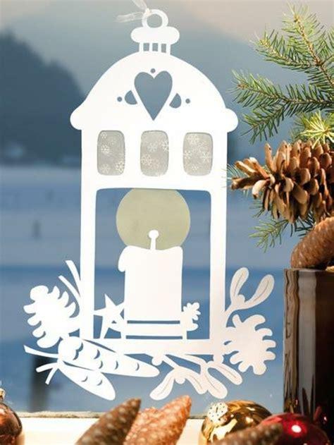 Fensterbilder Weihnachten Basteln Transparentpapier by Fensterbilder Zu Weihnachten Originelle Bastelideen Zum