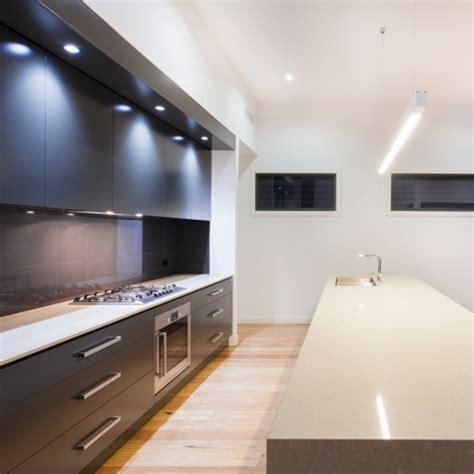 eclairage cuisine suspension luminaires pour cuisine rglette moss led 1 x 4 w intgre