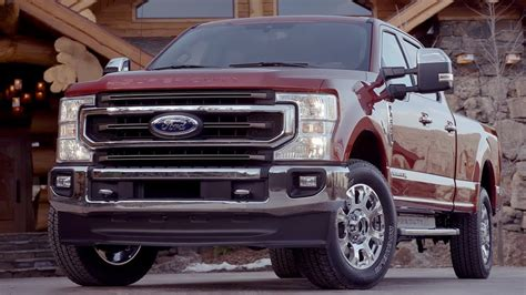 2020 Ford F 250 by 2020 Ford F 250 Duty King Ranch Driving Interior