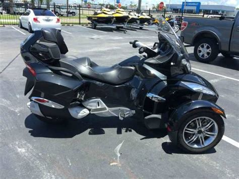2011 Can-Am Spyder RTS for Sale