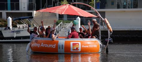 Round A Boat Gold Coast by Private Bbq Boat Hire Tours On The Gold Coast Coasting