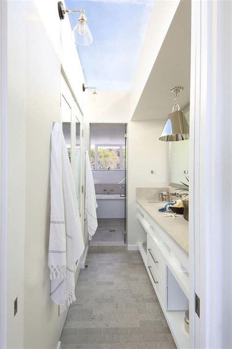 galley bathroom ideas 28 galley bathroom designs galley style bathroom