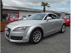 Audi Tt Tfsi 200 used 2010 audi tt 2 0 tfsi 3d 200 bhp