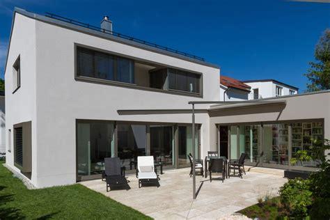 Einfamilienhaus Mit Garage  M13 Architekten
