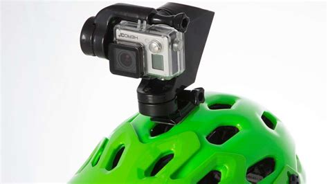capovelocom slick stabilizer action camera mount