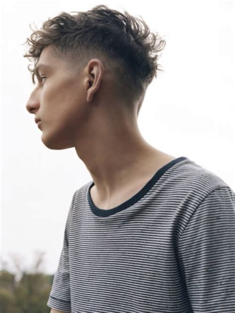 undercut   levels hairstyle  point