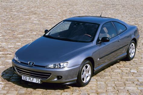 Peugeot 406 Coupe by Peugeot 406 Technical Specifications And Fuel Economy