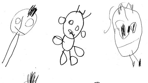 kids drawings    future thinking skills