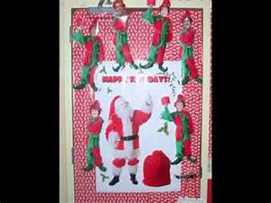 Creative Christmas door decorating contest ideas