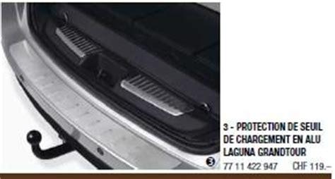 laguna iii protection de pare choc arri 232 re p0