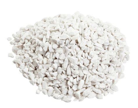 gravier marbre blanc d 201 coratif 400 kg le big bag brico d 233 p 244 t