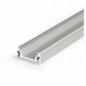 Led Profil 2m : profil led aparent surface 10 aluminiu anodizat lungime 2m ~ Eleganceandgraceweddings.com Haus und Dekorationen