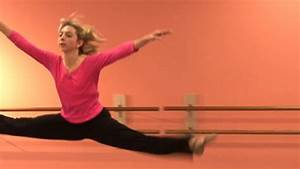 Jazz Dance – Performing Switch Leaps – Monkeysee Videos