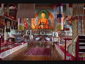 Signification Des 6 Bouddhas : dashang kagyu ling temple des mille bouddhas plaige la boulaye 71 gmp youtube ~ Melissatoandfro.com Idées de Décoration