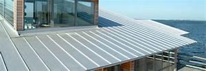 Toiture Bac Acier Prix : prix d 39 une toiture bac acier co t moyen tarif d ~ Premium-room.com Idées de Décoration