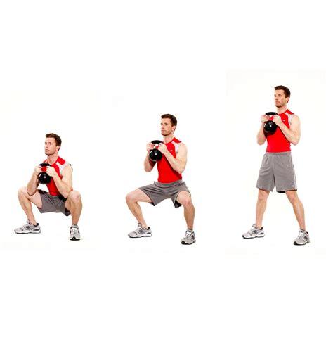 squat kettlebell goblet squats exercise workouts kb workout form fitness kettlebells bell front dumbbell swing training sumo kettle functional beginner