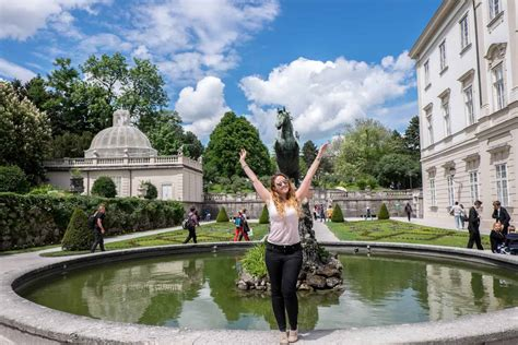 Start at mirabell gardens and visit the original film locations like leopoldskron palace, nonnberg abbey and hellbrunn palace. Salzburg - The Musical Metropolis Beyond Mozart & The Sound of Music