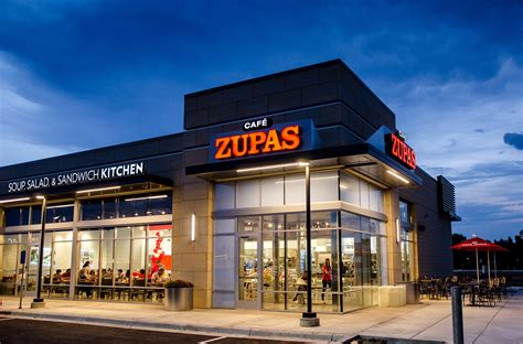 Cafe Zupas - Diversified Construction