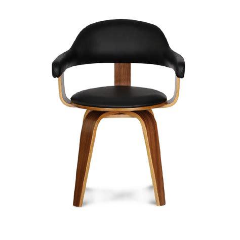 chaise design noir chaise pivotante design noir zago store