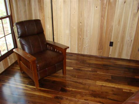 Unfinished Walnut Flooring How To Make Lps Living Room Furniture Gray Leather Chairs Diy Red Black And White Ideas Sofas For Sale Dividers Wall Tv Decor Simple False Ceiling Designs In India Best Deals