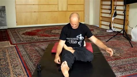 How To Sit In Full Lotus