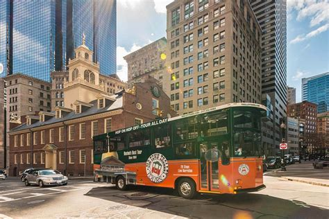 Duck Tours Boston Winter by Town Trolley And Boston Duck Tour Discount Package