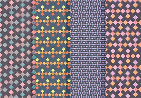 vector geometric patterns   vectors clipart