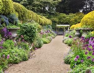 Salon De Jardin Romantique : plante bordures haies tout ~ Dailycaller-alerts.com Idées de Décoration