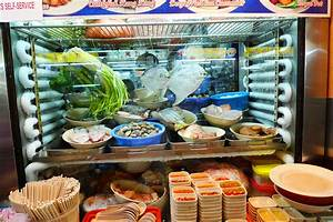 Chinese Seafood Delight Calories