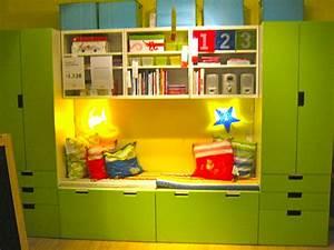 Ikea Kinderzimmer Ideen : ikea kinderzimmer stuva ~ Michelbontemps.com Haus und Dekorationen