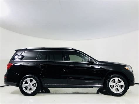 It has its own set of advantages. 2018 Mercedes-Benz GLS 450 4MATIC® SUV 7-Passenger SUV in Scottsdale #2375 | Luxury Auto Collection
