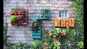Ideas de decoración de la pared exterior Exterior Wall Decorating ideas YouTube