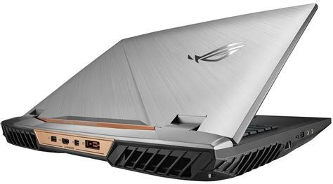 asus launches  impressive   rog  gaming laptop notebookchecknet news