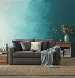 wohnzimmer wandgestaltung farbe wohnzimmer wandgestaltung mit farbe ombre wand streichen