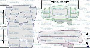 Tekonsha P3 Prodigy Caravan Trailer Electric Brake