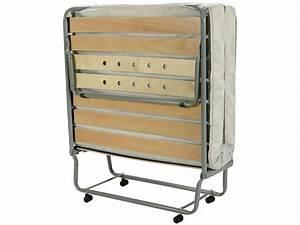 Lits D Appoint : lit pliant 90x190 cm fold lux vente de lit d 39 appoint et ~ Premium-room.com Idées de Décoration