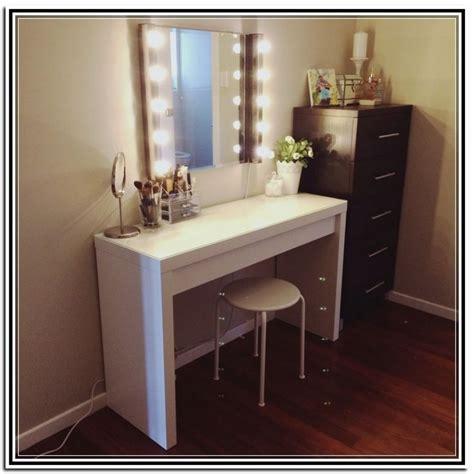 vanity desk with lighted mirror bedroom vanity with lighted mirror shanti designs lighted