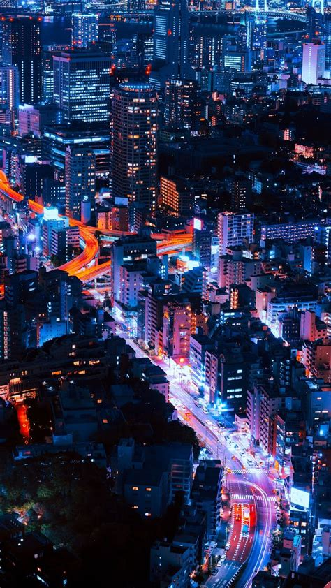 tokyo night artpics tokyo night tokyo skyline