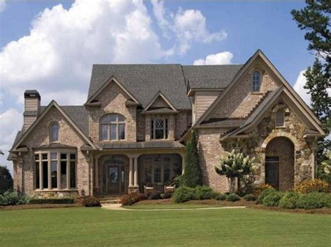 country home plans one brick house exterior designs brick country house