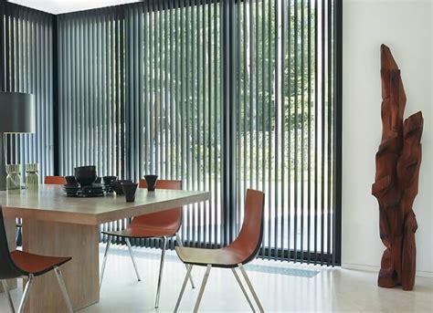 blinds  large windows