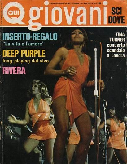 Turner Tina Ike Magazine
