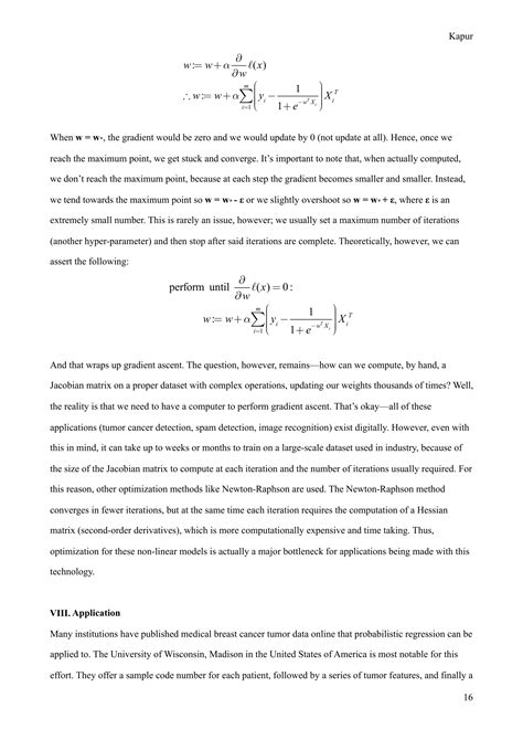 Rohan #6: The beautiful math behind logistic regression.
