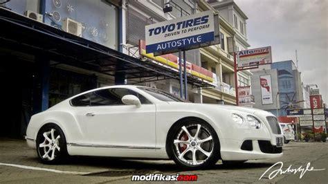 Modifikasi Bentley Continental by Satria Baja Putih Bentley Continental Gt